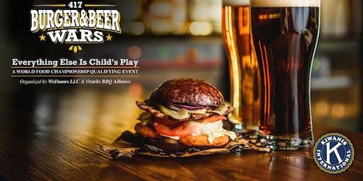417 Burger & Beer Wars