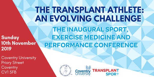 The Transplant Athlete - An Evolving Challenge