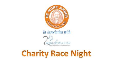 The Be More Amber Charity Race Night tickets