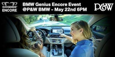 BMW ENCORE Event