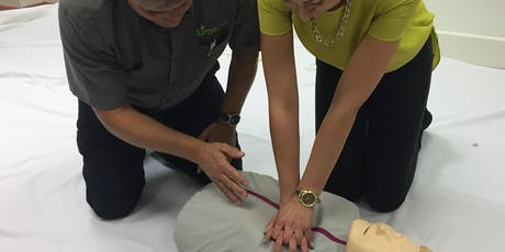 Level 3 Emergency First Aid at Work (EFAW) tickets