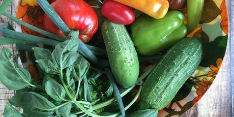 Hands-On Gardens: Part 1 Learn How to Grow Your Own Food 6 week course Mondays tickets