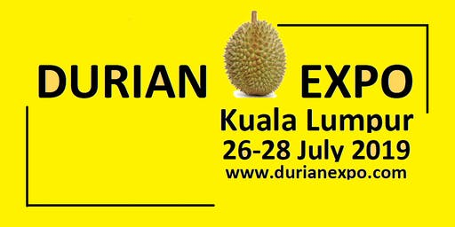 A  Guide to Penang's King of Fruit by Chong Lee Cho 26/7 @DurianExpoKL