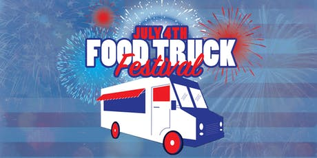 July 4th Food Truck Festival & Fireworks tickets