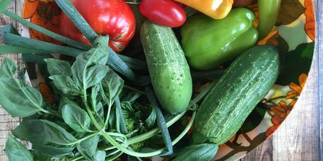 Hands-On Gardens: Part 1 Learn How to Grow Your Own Food 6 week course Thursdays tickets