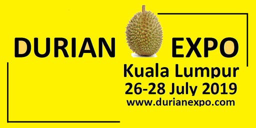 A Guide to Penang's King of Fruit by Chong Lee Cho 27/7 @DurianExpoKL