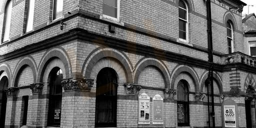 Ghost hunt 12 hour lockdown at Old Nick Theatre and Police Museum