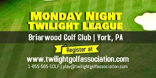 Monday Twilight League at Briarwood Golf Club