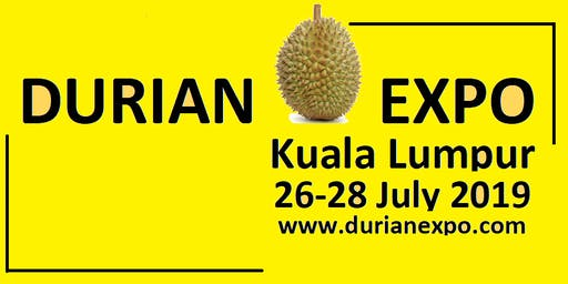 A Guide to Penang's King of Fruit by Chong Lee Cho 28/7 @DurianExpoKL