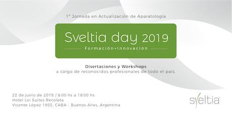 Sveltia Day 2019 entradas