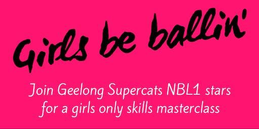 YMCA Basketball - Girls be ballin' (U10 & U12)