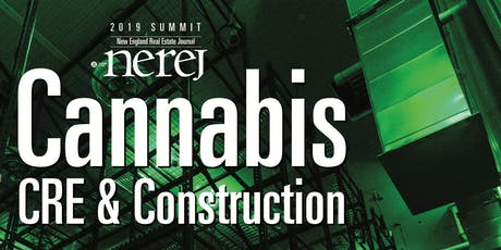 Cannabis and Commercial Real Estate & Construction tickets