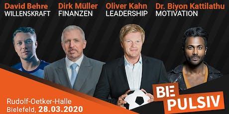 BIEPULSIV 2020 - Der Erfolgs- und Querdenkerabend Tickets