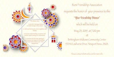 Iftar Friendship Dinner