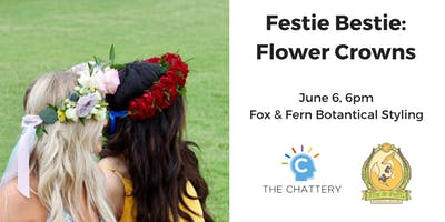 Festie Bestie: Flower Crowns