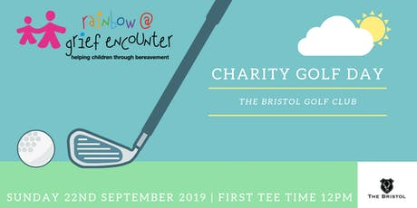 Rainbow @Grief Encounter Charity Golf Day tickets