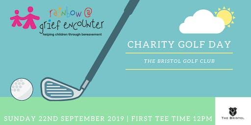 Rainbow @Grief Encounter Charity Golf Day
