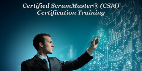 Certified ScrumMaster® (CSM) Training Course in Melbourne tickets