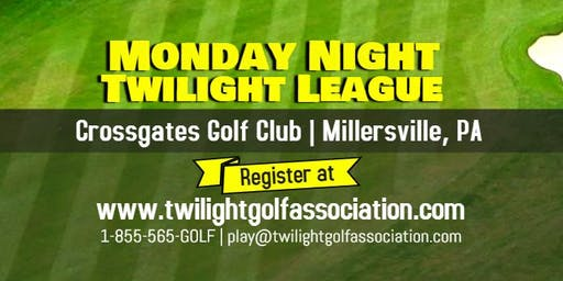Monday Twilight League at Crossgates Golf Club