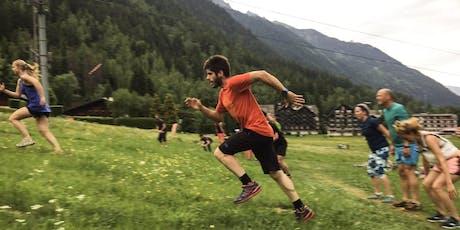 Run With Us - pre-season trail running training billets