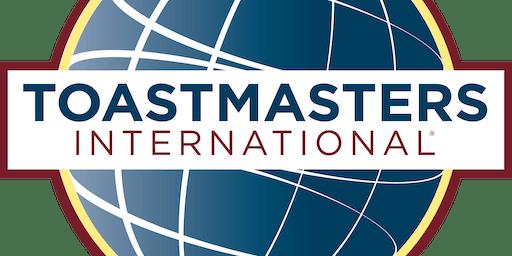 TOASTMASTERS - CLUBE DE DISCURSOS (GRATUITO)