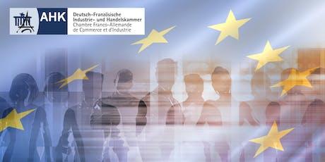L'Europe de demain : à la recherche des meilleures pratiques pour la croissance et l'équilibre social billets