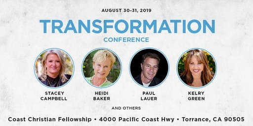 Transformation Conference with Heidi Baker, Stacey Campbell, Kelry Green and Paul Lauer
