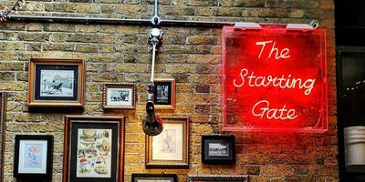 Quiz Night + Burger & A Pint for £12.95