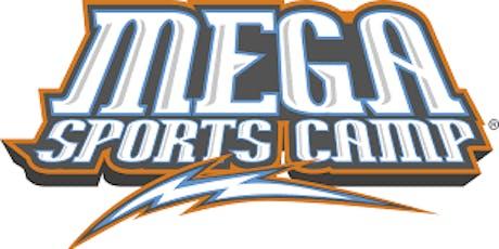 MegaSports Camp 2019 tickets