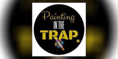 Painting in the Trap--Miami