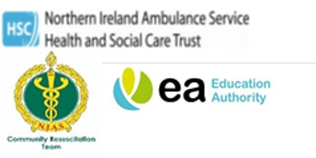 Heartstart UPDATE Training Education Authority - Antrim Board Centre tickets
