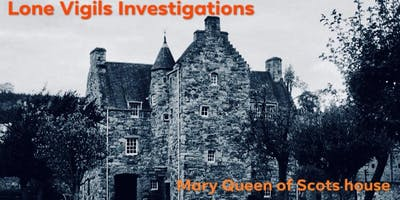 Ghost hunt Mary Queen of Scots House, Jedburgh
