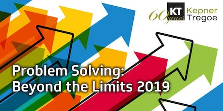 Problem Solving: Beyond the Limits 2019 tickets