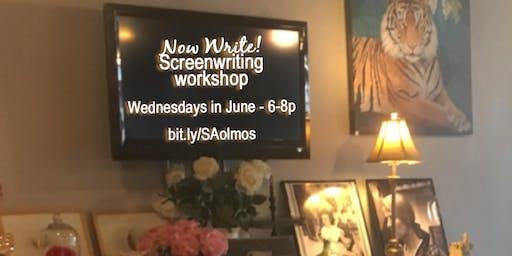 Now Write! Screenwriting Workshop Series