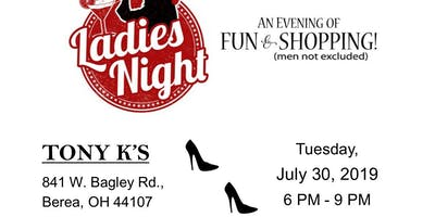 Ladies Night Marketing Event (July 30)