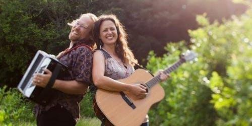 Beth Wood & David Stoddard in Concert