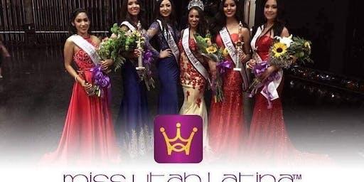 Miss Utah Latina & Miss Teen Utah Latina