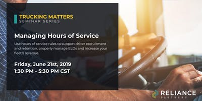 Trucking Matters: Managing Hours of Service