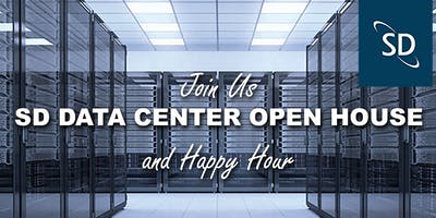 SD Data Center Expansion Open House