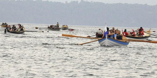 Rowing for Racing -Tuesday, August 6