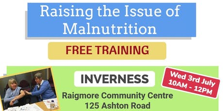 Raising the Issue of Malnutrition tickets