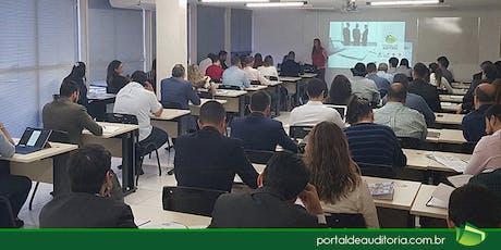 Curso de Auditoria Interna para Pequenas e Médias Empresas - Curitiba, PR - 17/ago ingressos