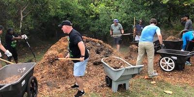 Virginia Key Volunteer Habitat Restoration Event