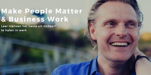 Bouw een sterke werkcultuur waar iedereen ertoe doet en impact maakt!