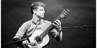 Sam Rodwell - Classical Guitar Concert