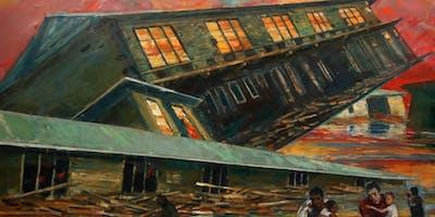 Building Memories: Recent watercolors by Henk Pander