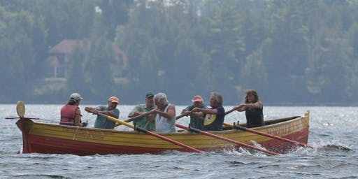 Community Rowing - Thursday, September 19