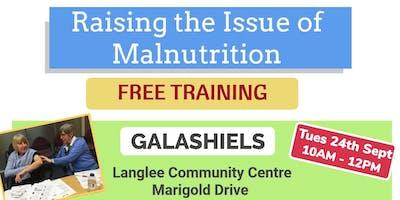 Raising the Issue of Malnutrition