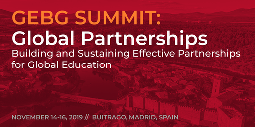 GEBG Summit: Global Partnerships
