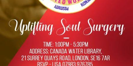 EMPOWERED UNITED WOMEN - UPLIFTING SOUL SURGERY tickets